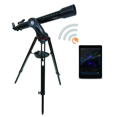 Телескоп Celestron COSMOS 90 GT WiFi (с автонаведением по Wi-Fi)