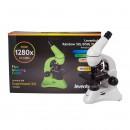 Микроскоп Levenhuk 50L PLUS (в кейсе)