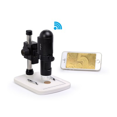 Цифровой микроскоп Levenhuk DTX 720 WiFi