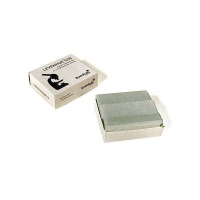 Предметные стекла Levenhuk G50 для микроскопа, 50шт