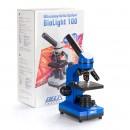 Микроскоп Delta Optical BioLight 100 (синий)