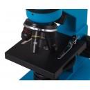 Микроскоп Levenhuk 2L Лазурь