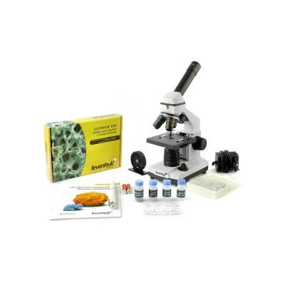 Микроскоп Levenhuk 3L NG (с набором для опытов)