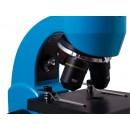 Микроскоп Levenhuk 50L Лазурь (в кейсе)