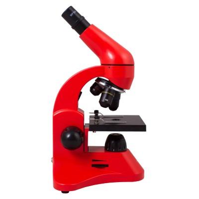 Микроскоп Levenhuk 50L Апельсин (в кейсе)
