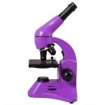 Микроскоп Levenhuk 50L PLUS Аметист (в кейсе)
