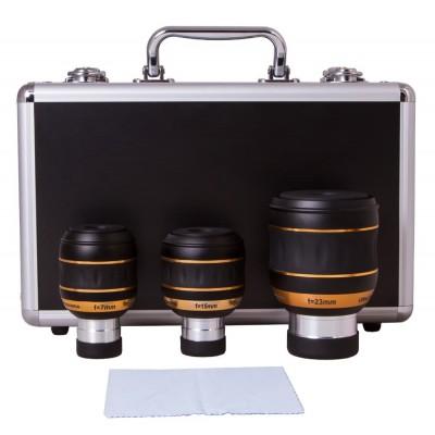 Набор окуляров Sky-Watcher UWA 82° (7 мм, 15 мм, 23 мм)