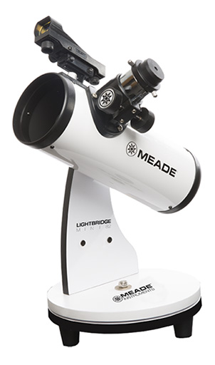 Телескоп MEADE LightBridge Mini 82 mm (США)